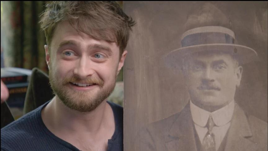 Sírva mesélt a Harry Potter sztárja zsidó dédapja haláláról
