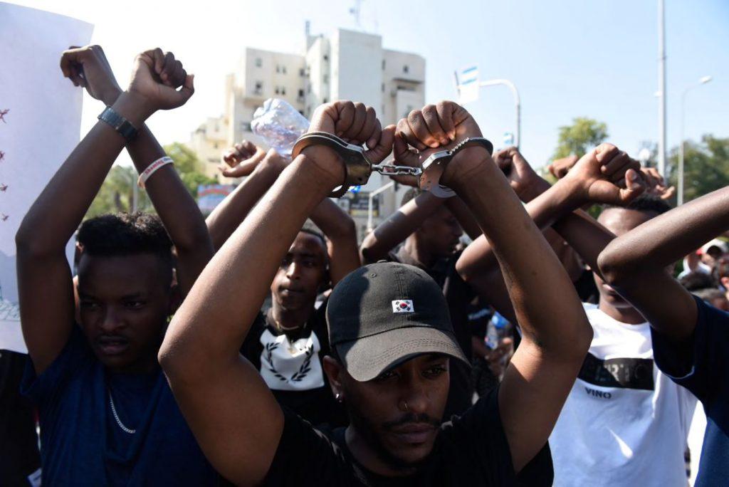 Rendőr lőtt le egy etióp származású izraeli fiatalt
