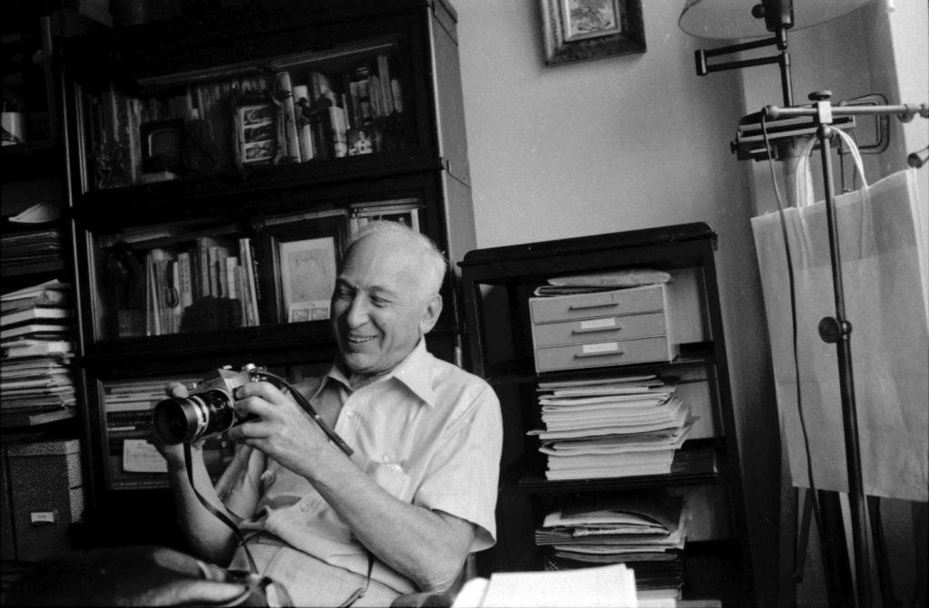 Kisbolygót is elneveztek róla – 125 évvel ezelőtt született André Kertész