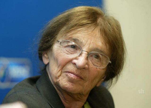 Rangos német díjat kapott posztumusz Heller Ágnes