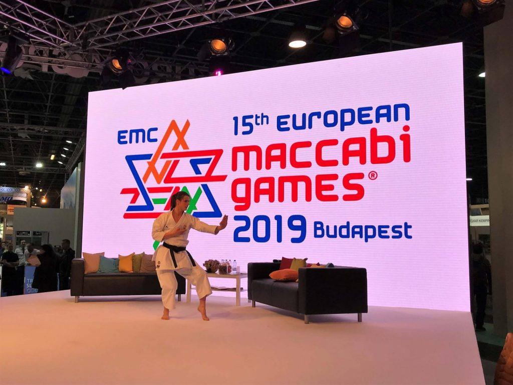 Ma kezdődik a 15. Maccabi Európa Játékok Budapesten