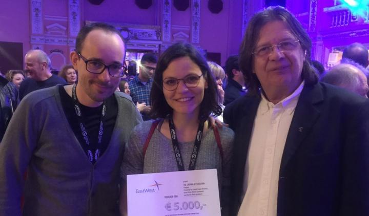 Magyar testépítőnő töténetét díjazták Izraelben