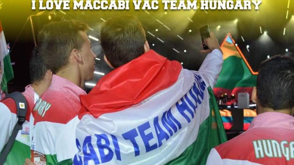 Maccabi Európa Játékok: legalább 30 érmet várnak a magyaroktól