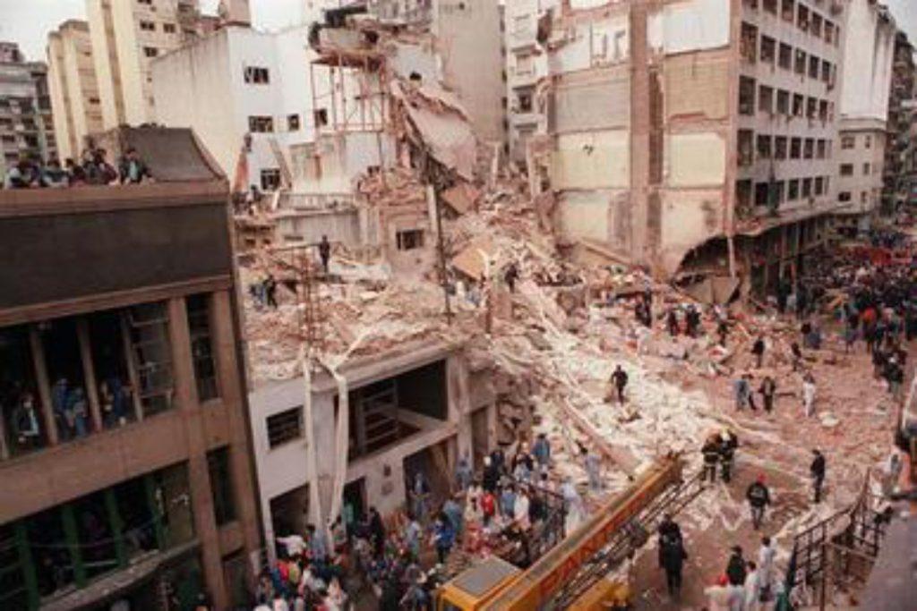 Ferenc pápa a Buenos Aires-i zsidó központ elleni támadás 25. évfordulója emlékezett