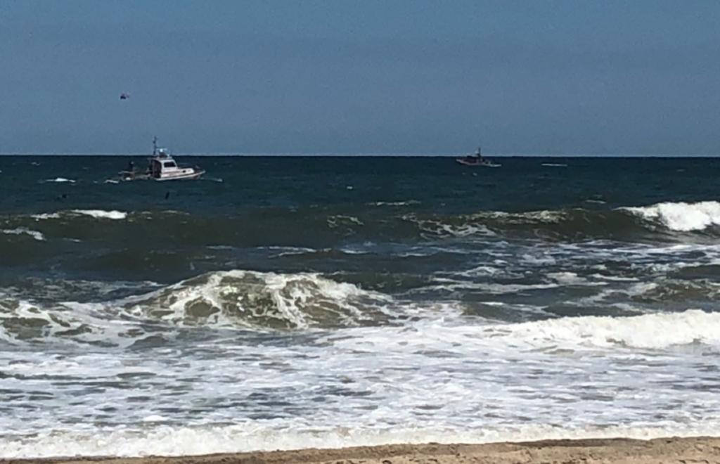 Eltűnt egy rabbi, miután kimentette egyik tanítványát az óceánból