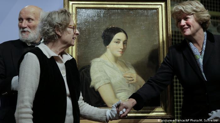 Kilenc műkincset kaptak vissza zsidó örökösök Bajorországtól