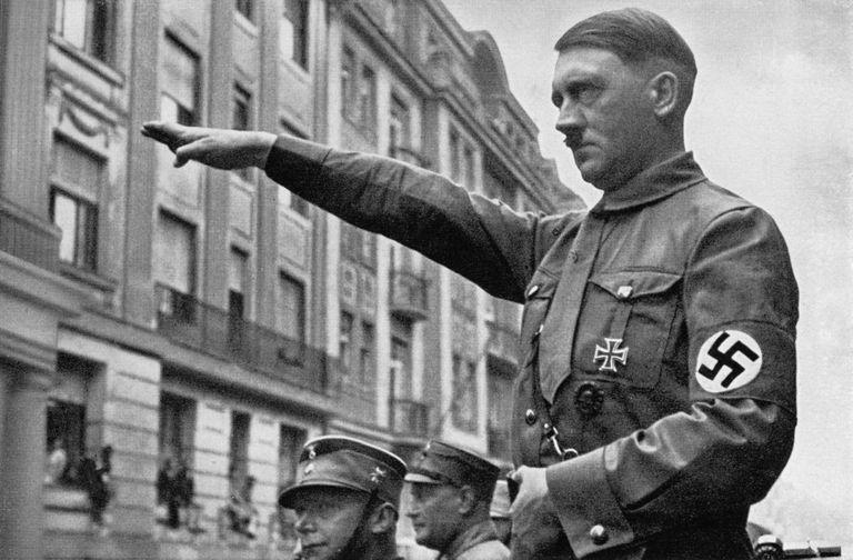 Hitler apai nagyapja zsidó volt?