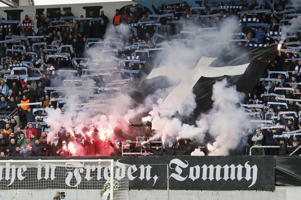Antiszemita rigmusok miatt került konfliktusba saját szurkolóival egy német focicsapat