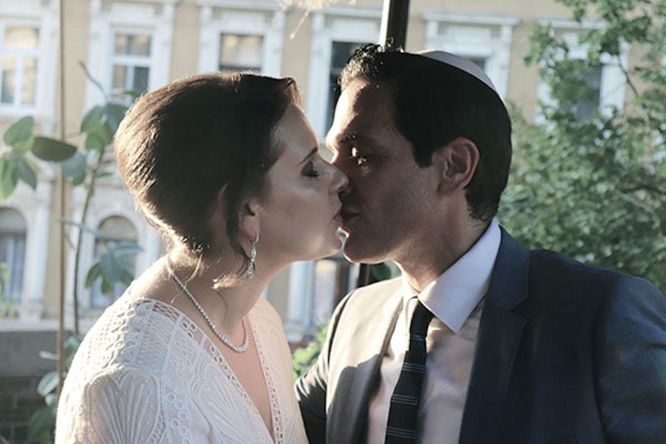Budapesten házasodott meg a Wallenberg által megmentett túlélő fia