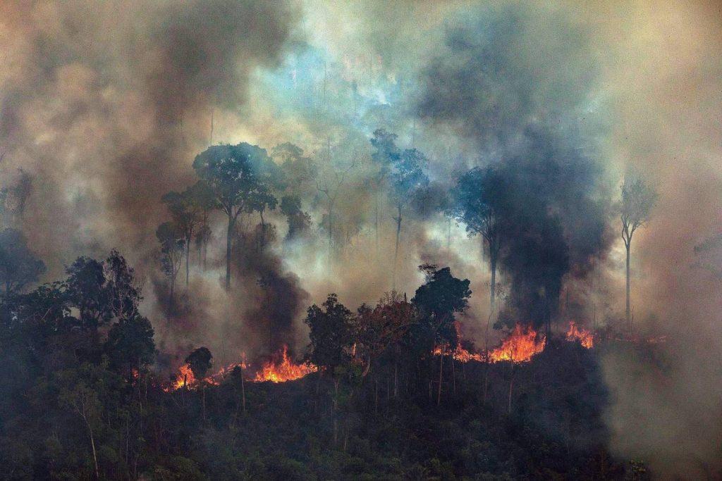 Izrael segítséget ajánlott fel az amazonasi erdőtüzek megfékezésére