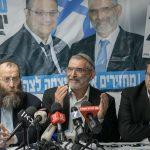 Szélsőségesen arabellenes párt indulhat a szeptemberi választásokon Izraelben