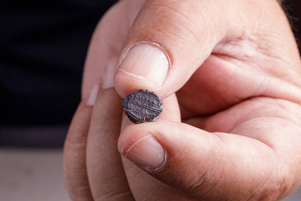 2600 éves héber nyelvű pecsétet találtak a Siratófal közelében