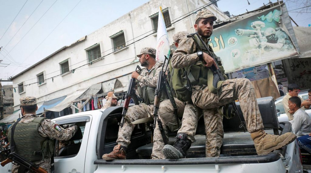 Hamasz és az ISIS gyűlöli Izraelt – és egymást?