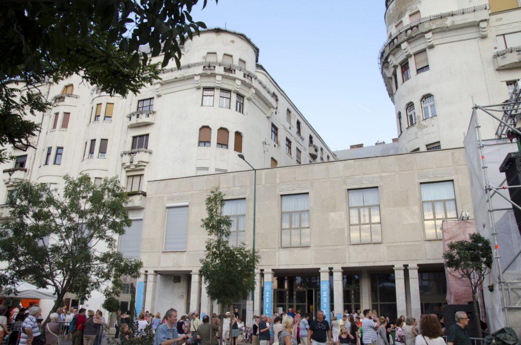 Megnyílik a Zsilip Közösségi Központ az Újlipótvárosban