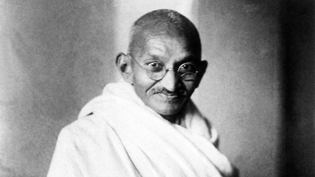 Gandhi újévi üdvözletet küldött a zsidóknak a II. világháború kitörése idején