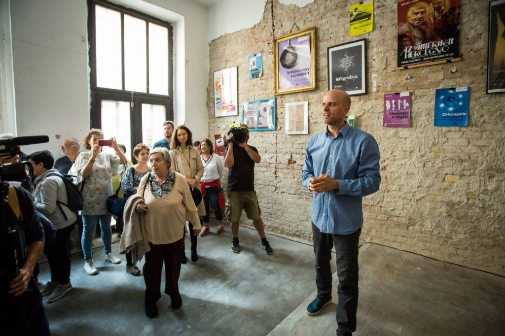 Európában elsőként lesz Zsidó Előadóművészeti Központ Budapesten