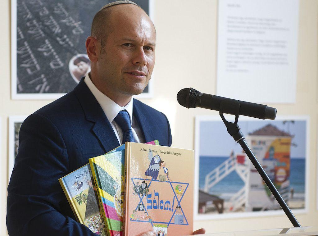 Újabb zsidó hittankönyvek fognak megjelenni