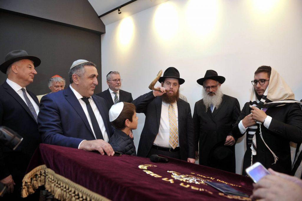 Köves Slomó: Szimbolikus elismerés az EMIH és a kormány közötti megállapodás