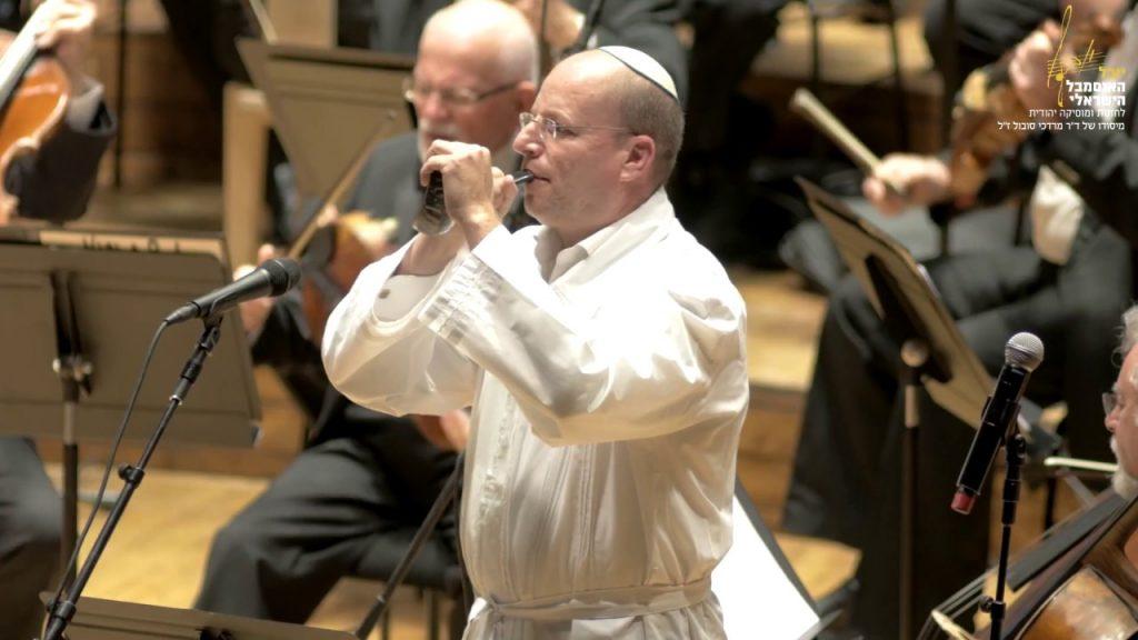 Hogyan szól a sófár szimfonikus zenekarral?