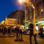 A Mazsihisz szerint gyalázatos az alakzatban vonuló neonácik akadálytalan grasszálása