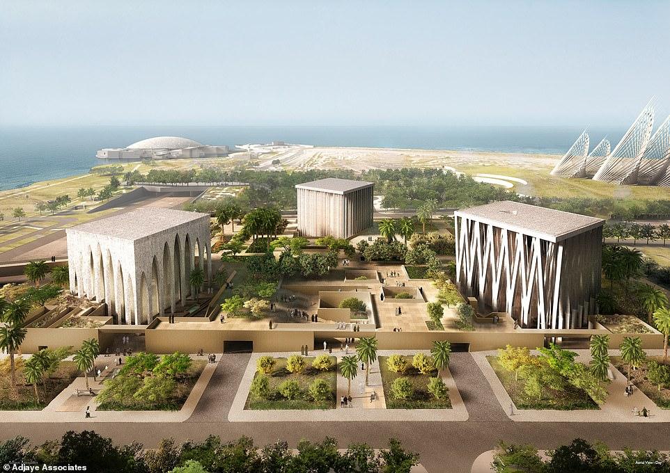 Mecset, templom és zsinagóga épülne Abu Dhabiban a vallási testvériség jegyében