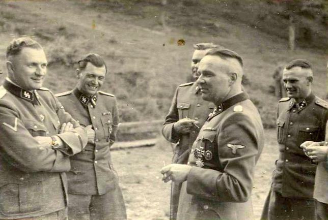 A Vöröskereszt és a Vatikán több ezer náci elmenekülésében segített