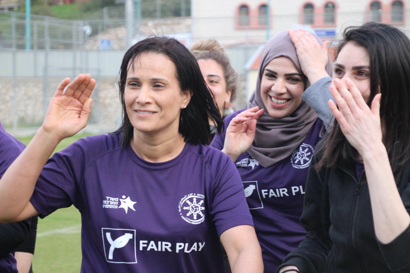 A Barátság Ligája, ahol arab és zsidó nők együtt próbálnak egy jobb társadalmat teremteni – Kibic …