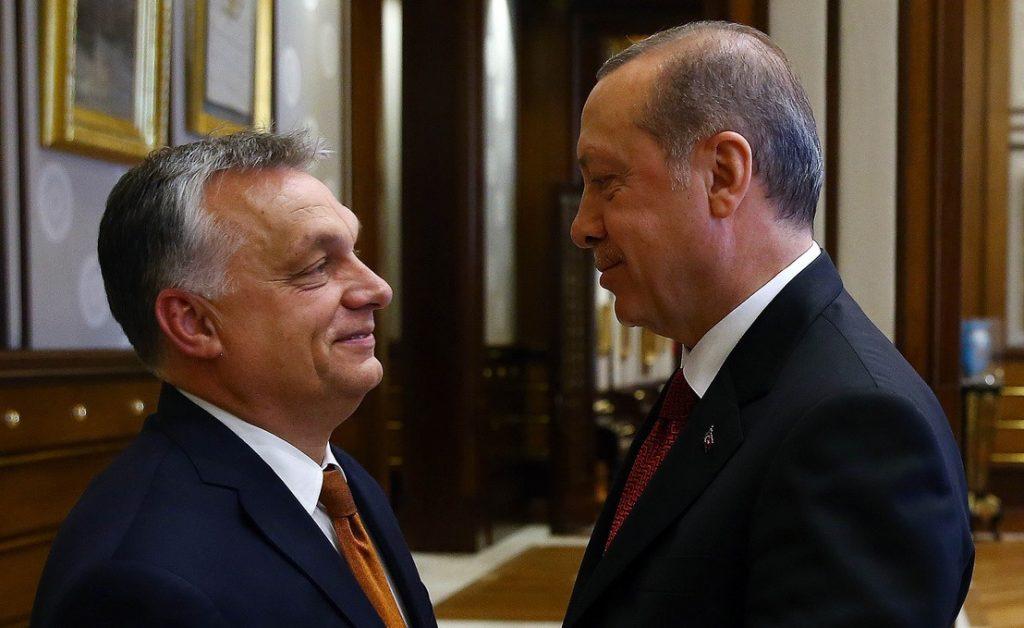 Erdogan megköszönte Orbánék támogatását a szíriai válság kapcsán