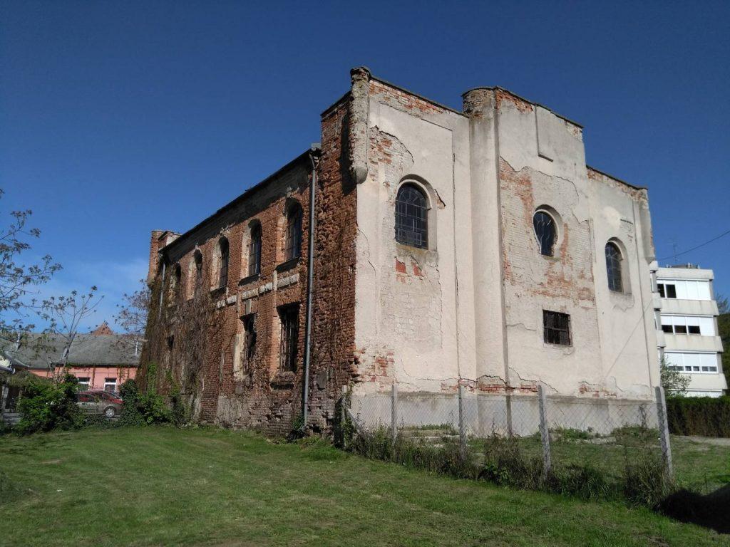 Megújul a berettyóújfalui zsinagóga
