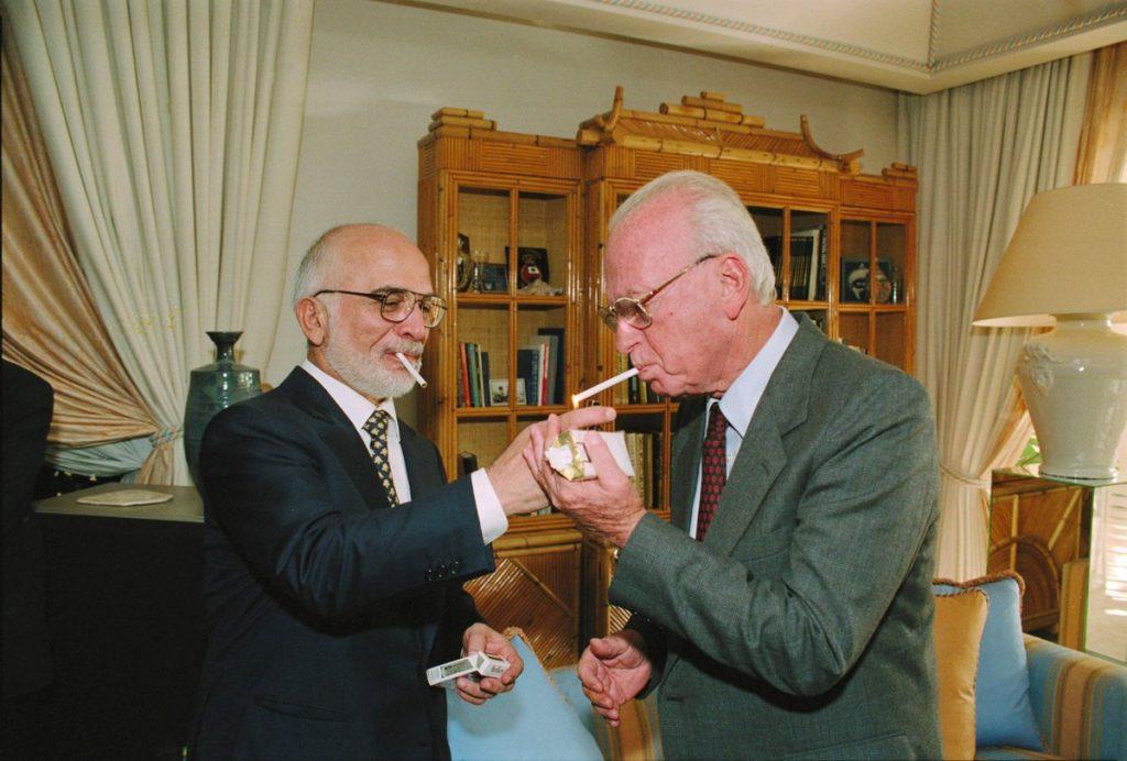 25 évvel ezelőtt írták alá az izraeli-jordániai békeszerződést