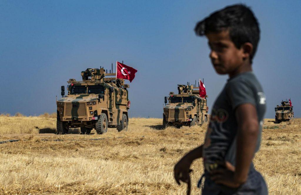 Izrael elítéli a kurdok elleni török inváziót