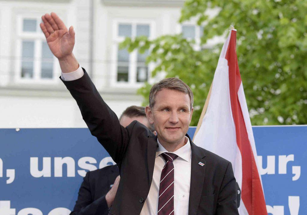 Aggódnak a németországi zsidók az AfD megerősödése miatt