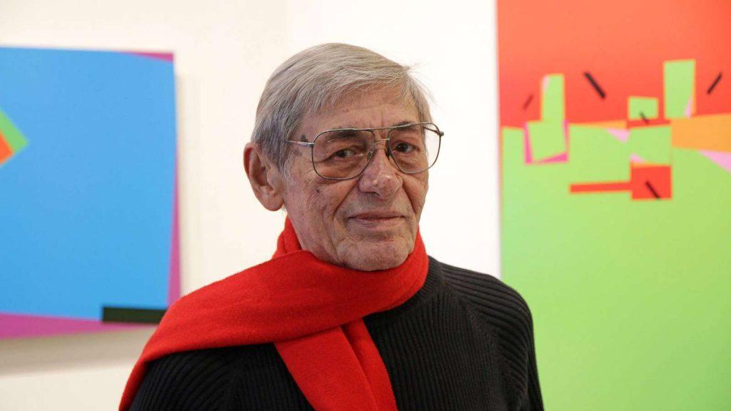 Meghalt Dan Reisinger, az El Al logóját is tervező magyar ajkú izraeli grafikus