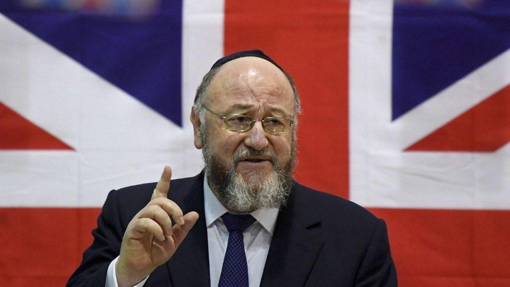 Brit főrabbi: Hazugság, hogy a Munkáspárt mindent megtesz az antiszemitizmus visszaszorításának érdekében