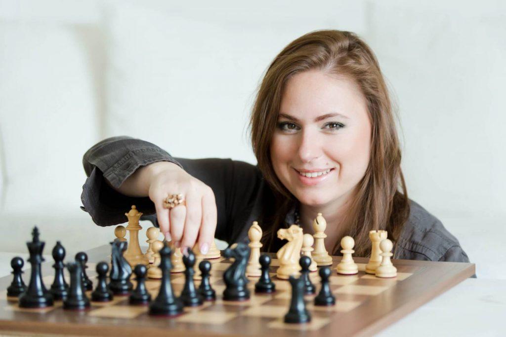 Polgár Judit kapja meg elsőként az Európai Sakk Legenda díjat
