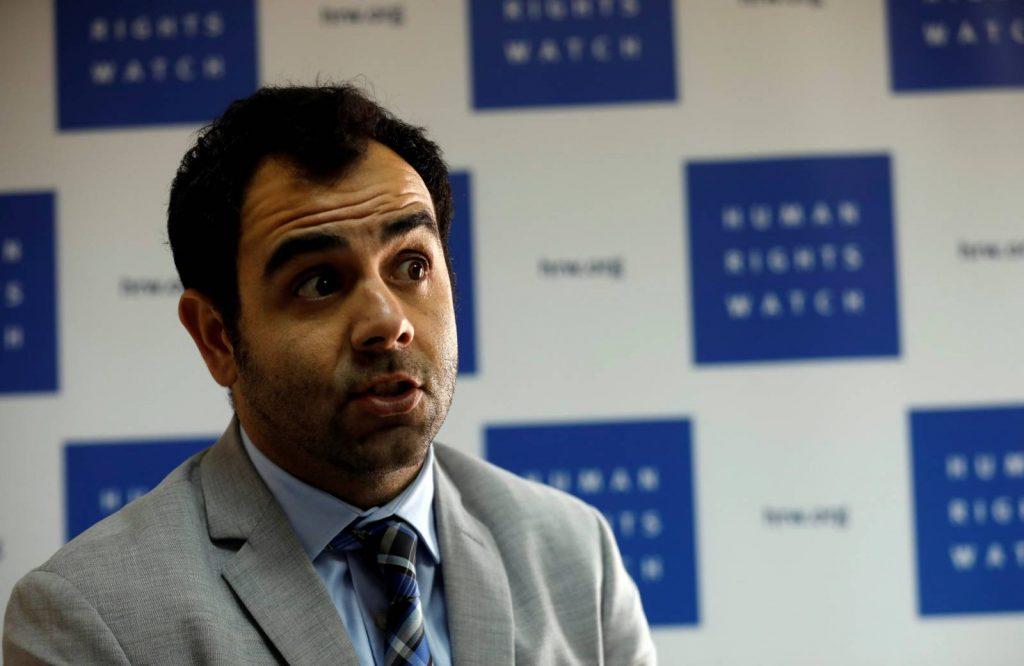 Kiutasították Izraelből a Human Rights Watch helyi igazgatóját