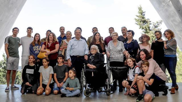 75 év után találkozott az asszony azokkal a zsidókkal, akiket megmentett a haláltól