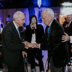 Meglepetés parti a 100 éves zsidómentőnek