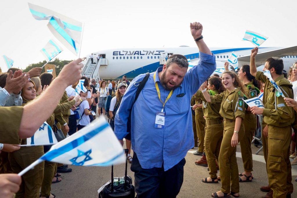Több mint 600 magyar zsidó vándorolt ki Izraelbe az elmúlt nyolc évben