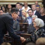 Keleti Ágnes is díjat kapott a főváros napja alkalmából