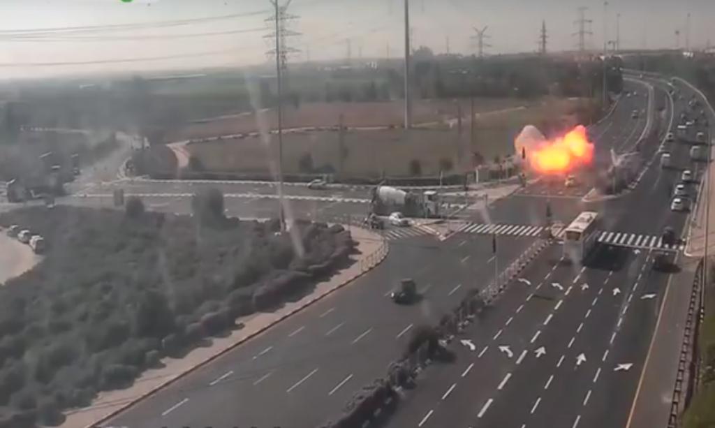 Háborús készültség Izrael déli és középső részén