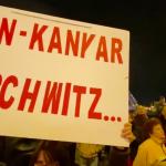 Horthy Miklós bevonulására emlékeztek szélsőjobbosok Budapesten