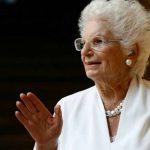 Újfasiszták fenyegetnek egy holokauszt-túlélő olasz szenátort