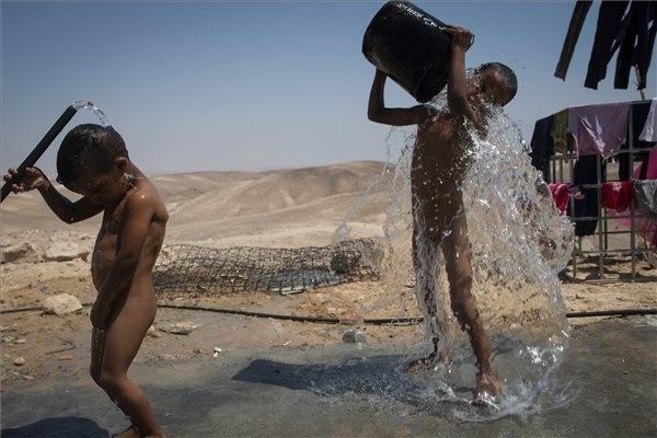 Magyar fotós nyert Izrael legrangosabb fotós versenyén