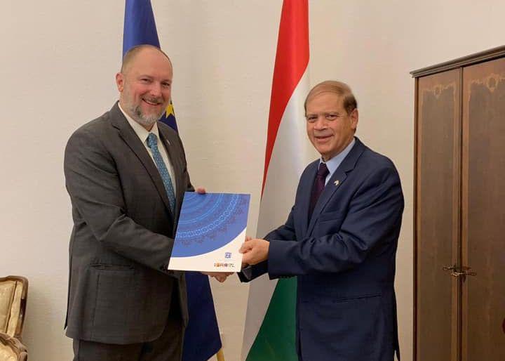 A kiváló kétoldalú kapcsolatok fenntartása lesz az új izraeli nagykövet legfőbb célja