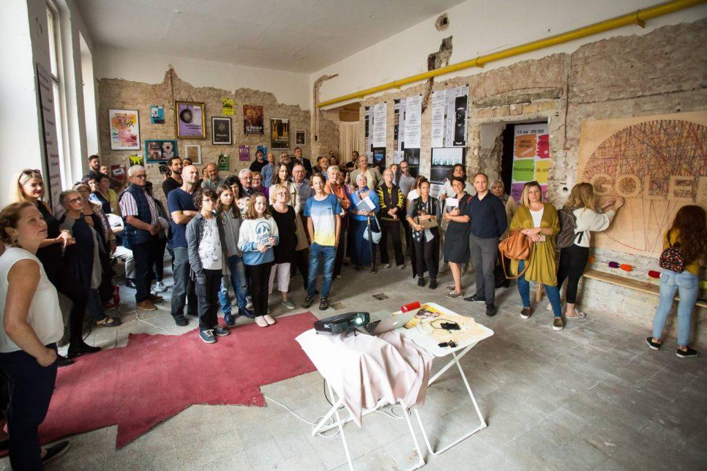 Támogasd te is a Zsidó Előadóművészeti Központ megnyitását