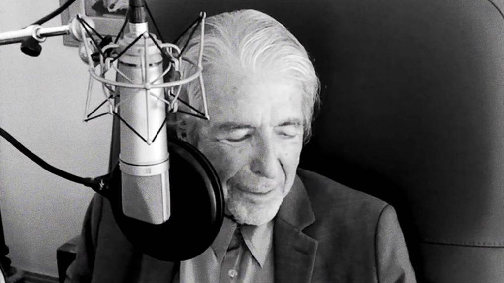Leonard Cohen utolsó tánca