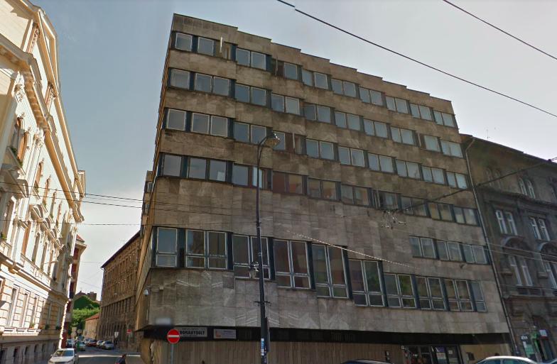Kulturális komplexumot hoz létre az EMIH a józsefvárosi volt pártszékházban