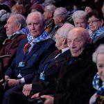 A túlélők voltak az auschwitzi megemlékezésen fő vendégei