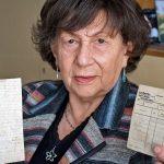 Magyar deportált auschwitzi naplóját mutatják be Németországban